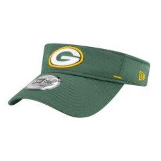 New Era Green Bay Packers 20 Training Visor