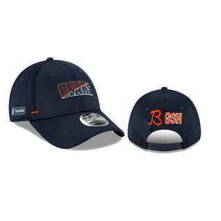 New Era Chicago Bears 20 Training 9 Forty Stretch Snap Adjustable Hat