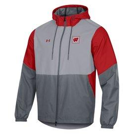 Under Armour Wisconsin Badgers Men's Fieldhouse Jacket