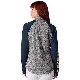 Milwaukee Brewers Women's Energize Full Zip Jacket