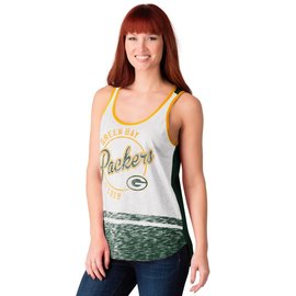 G III Green Bay Packers Women's Blowout Tank Top