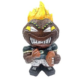 "Green Bay Packers 8"" Tiki Character"