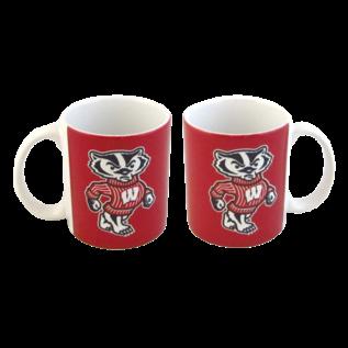 Wisconsin Badgers 11oz Rally Mug
