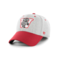 '47 Brand Wisconsin Badgers Morgan Contender Stretch Fit Hat