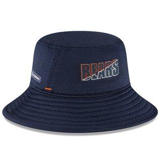 New Era Chicago Bears 20 Training Bucket Hat