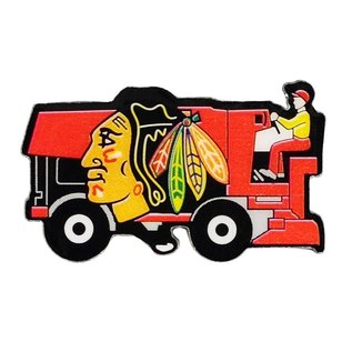 Aminco Chicago Blackhawks Pin-Zamboni