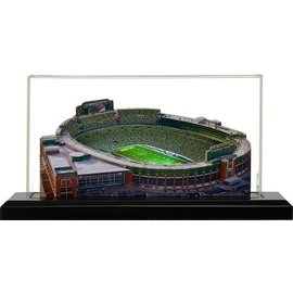 "Green Bay Packers 13"" Light Up 3D Lambeau Field with Case"