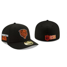 New Era Chicago Bears 20 Draft 9 Forty Stretch Snap Adjustable Hat