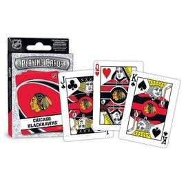 Chicago Blackhawks Playing Cards