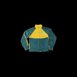 G III Green Bay Packers Women's Track Jacket