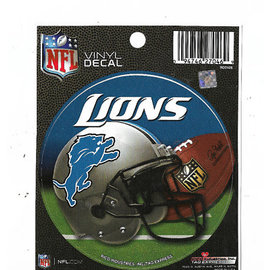 Rico Industries, Inc. Detroit Lions Round Decal