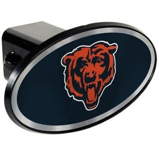 Great American Products, LTD Chicago Bears Plastic Hitch Cover