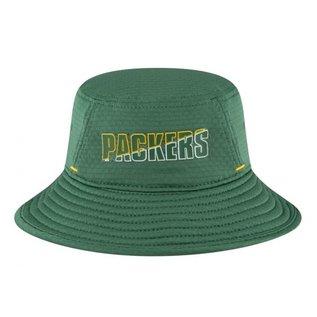 New Era Green Bay Packers 20 Training Bucket Hat