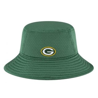 New Era Green Bay Packers 20 Training Bucket Hat