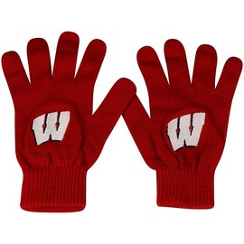 Top Of The World Wisconsin Badgers Tow Gloves