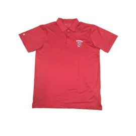 Antigua Wisconsin Badgers Men's Balance Polo Shirt