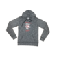 Signature Concepts Wisconsin Badgers Men's Big Mascot Lightweight Hoodie