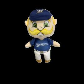 Milwaukee Brewers Bernie Baby Mascot