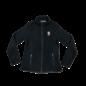 Signature Concepts Wisconsin Badgers Women's Black Bucky Fleece Full Zip Lightweight Jacket