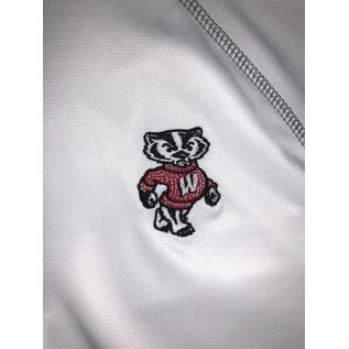 Signature Concepts Wisconsin Badgers Women's Dynamic 1/4 Zip
