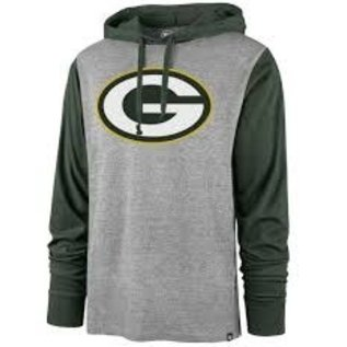 '47 Brand Green Bay Packers Men's Imprint Callback Lightweight Hoodie