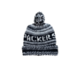 G III Green Bay Packers Women's Black and White Knit Hat