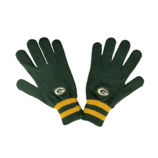 '47 Brand Green Bay Packers Green Knit Gloves