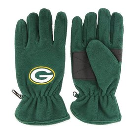 '47 Brand Green Bay Packers Green Fleece Gloves