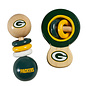 Green Bay Packers Rattle Set