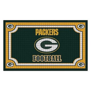 Evergreen Enterprises Green Bay Packers Door Mat