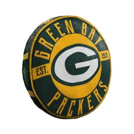 Northwest Green Bay Packers Cloud To Go Pillow