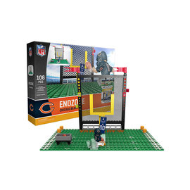 Chicago Bears End Zone Oyo Set