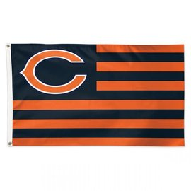 WinCraft, Inc. Chicago Bears Americana 3x5 Flag