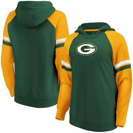 Fanatics Green Bay Packers Women's Best In Stock Pullover Hoodie