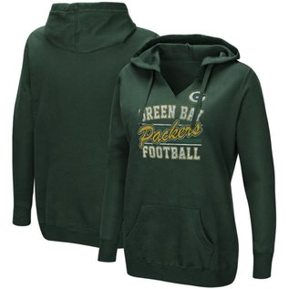 Fanatics Green Bay Packers Women's Quick Out Hoodie