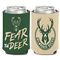 WinCraft, Inc. Milwaukee Bucks Fear the Deer Can Cooler