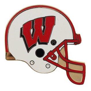 WinCraft, Inc. Wisconsin Badgers Helmet Pin