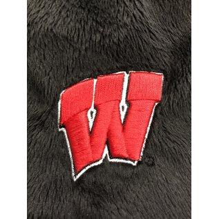 Zephyr Wisconsin Badgers Women's Minx Winter Beanie Hat
