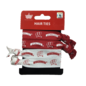 Aminco Wisconsin Badgers 4 pack Hair Ties