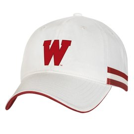 Wisconsin Badgers Iconic Adjustable Hat
