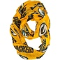 Little Earth Green Bay Packers Yellow Infinity Scarf