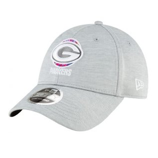 New Era Green Bay Packers 2020 Crucial Catch Coach's 9 Forty Adjustable Hat