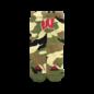 Adidas Wisconsin Badgers Camo Socks Size Large