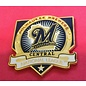 WinCraft, Inc. Milwaukee Brewers Central Pin