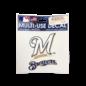 WinCraft, Inc. Milwaukee Brewers Multi Use Decal 3x4