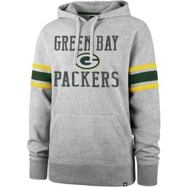 '47 Brand Green Bay Packers Men's Double Block Hoodie