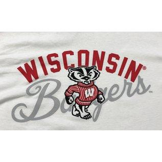 Signature Concepts Wisconsin Badgers Men's Bren Short Sleeve Tee