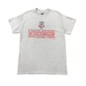Signature Concepts Wisconsin Badgers Men's Conquest Short Sleeve Tee