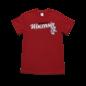 Signature Concepts Wisconsin Badgers Men's Red University Short Sleeve Tee