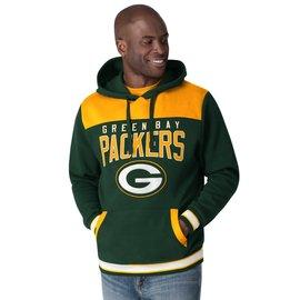G III Green Bay Packers Men's Special Pullover Hoodie